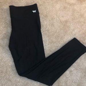 VS Pink Black (Reversible) leggings
